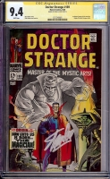 Doctor Strange #169 CGC 9.4 w CGC Signature SERIES