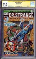 Doctor Strange #1 CGC 9.6 ow/w CGC Signature SERIES