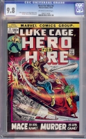 Hero For Hire #3 CGC 9.8 w