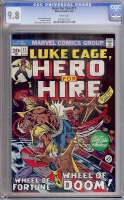Hero For Hire #11 CGC 9.8 w