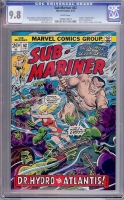Sub-Mariner #62 CGC 9.8 w