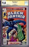 Black Panther #4 CGC 9.8 ow/w CGC Signature SERIES