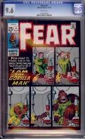 Fear #5 CGC 9.6 w