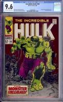 Immortal Hulk #105 CGC 9.6 ow/w