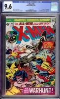 X-Men #95 CGC 9.6 ow/w
