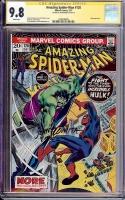 Amazing Spider-Man #120 CGC 9.8 w CGC Signature SERIES