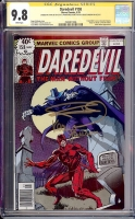 Daredevil #158 CGC 9.8 w CGC Signature SERIES
