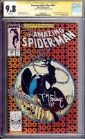 Amazing Spider-Man #300 CGC 9.8 w CGC Signature SERIES