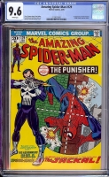 Amazing Spider-Man #129 CGC 9.6 w