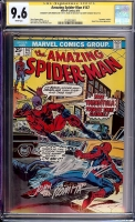 Amazing Spider-Man #147 CGC 9.6 w CGC Signature SERIES