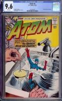 Atom #2 CGC 9.6 w