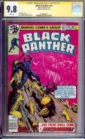 Black Panther #13 CGC 9.8 w CGC Signature SERIES