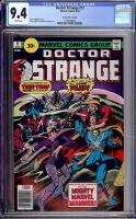 Doctor Strange #17 CGC 9.4 w 30 Cent Price Variant