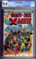 Giant-Size X-Men #1 CGC 9.4 ow/w