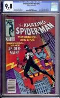 Amazing Spider-Man #252 CGC 9.8 w
