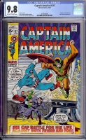 Captain America #127 CGC 9.8 ow/w
