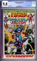 Captain America #145 CGC 9.8 ow/w
