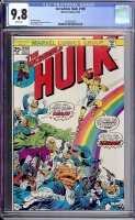 Incredible Hulk #190 CGC 9.8 w