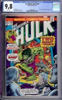 Incredible Hulk #196 CGC 9.8 w