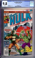 Incredible Hulk #204 CGC 9.8 w