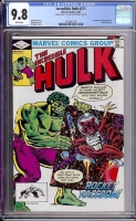 Incredible Hulk #271 CGC 9.8 w Double Cover