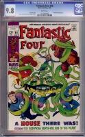 Fantastic Four #88 CGC 9.8 w