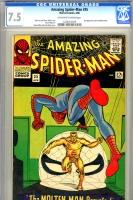 Amazing Spider-Man #35 CGC 7.5 ow/w