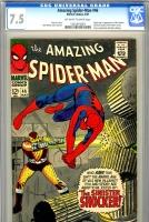 Amazing Spider-Man #46 CGC 7.5 ow/w