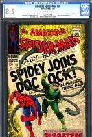 Amazing Spider-Man #56 CGC 8.5 ow/w