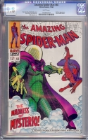 Amazing Spider-Man #66 CGC 9.8 w