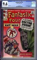 Fantastic Four #16 CGC 9.6 ow/w