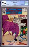 Detective Comics #304 CGC 9.6 ow