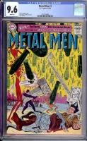 Metal Men #1 CGC 9.6 w