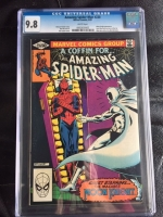 Amazing Spider-Man #220 CGC 9.8 w