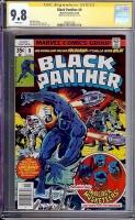 Black Panther #9 CGC 9.8 w CGC Signature SERIES