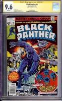 Black Panther #9 CGC 9.6 w CGC Signature SERIES