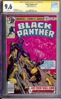 Black Panther #13 CGC 9.6 w CGC Signature SERIES