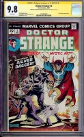 Doctor Strange #5 CGC 9.8 w CGC Signature SERIES