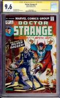 Doctor Strange #5 CGC 9.6 w CGC Signature SERIES