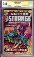 Doctor Strange #7 CGC 9.8 w CGC Signature SERIES