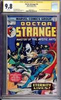 Doctor Strange #10 CGC 9.8 w CGC Signature SERIES