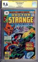 Doctor Strange #16 CGC 9.6 w 30 Cent Price Variant