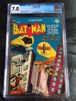 Batman #63 CGC 7.0 ow/w