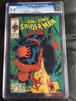 Amazing Spider-Man #304 CGC 9.8 w