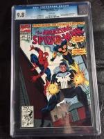 Amazing Spider-Man #357 CGC 9.8 w
