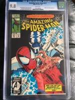 Amazing Spider-Man #377 CGC 9.8 w