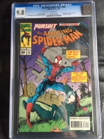 Amazing Spider-Man #389 CGC 9.8 w