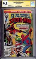 Spectacular Spider-Man #1 CGC 9.8 w CGC Signature SERIES