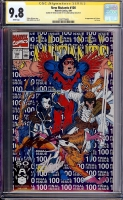 New Mutants #100 CGC 9.8 w CGC Signature SERIES