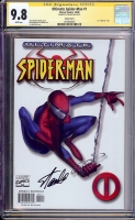 Ultimate Spider-Man #1 CGC 9.8 w CGC Signature SERIES